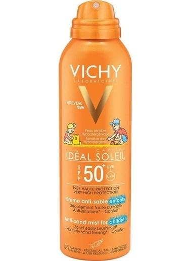 Vichy Güneş Kids Spf 50 Spray Renksiz